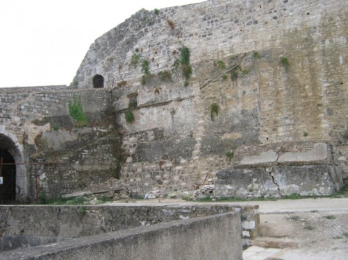 Fortifications, the Old Fortress.