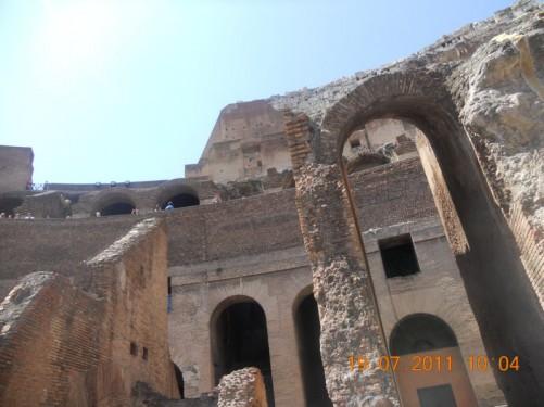 More stone arches.