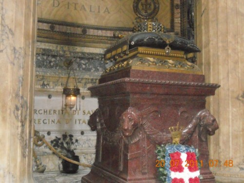 Tomb of King Umberto I.