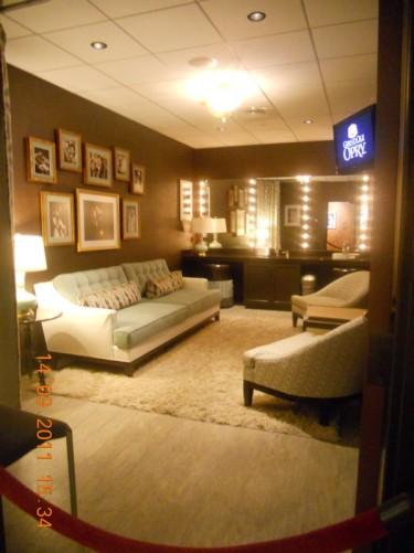 Another lavishly furnished dressing room.